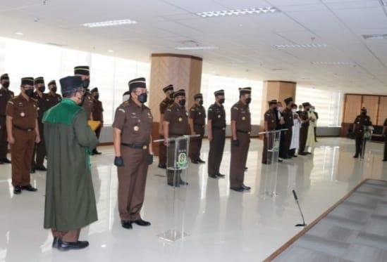 Pembentukan Satgas 53 Kejaksaan Republik Indonesia