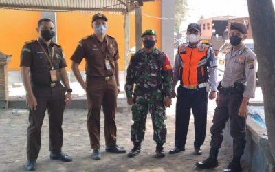 Operasi Gabungan Penertiban PPKM Darurat